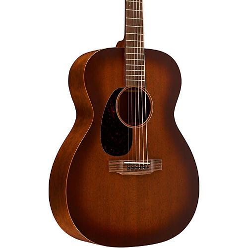 martin 000 15m mahogany left handed acoustic guitar satin burst musician 39 s friend. Black Bedroom Furniture Sets. Home Design Ideas