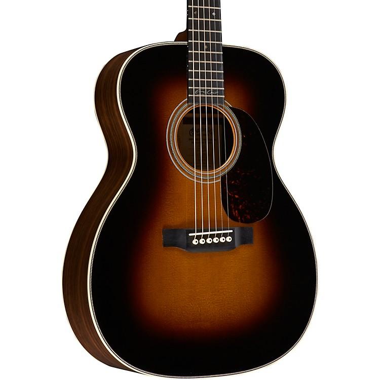 Martin000-28 Eric Clapton Signature Acoustic GuitarSunburst