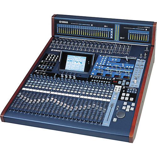 Yamaha 02r96vcm digital mixing console musician 39 s friend for Yamaha sound console