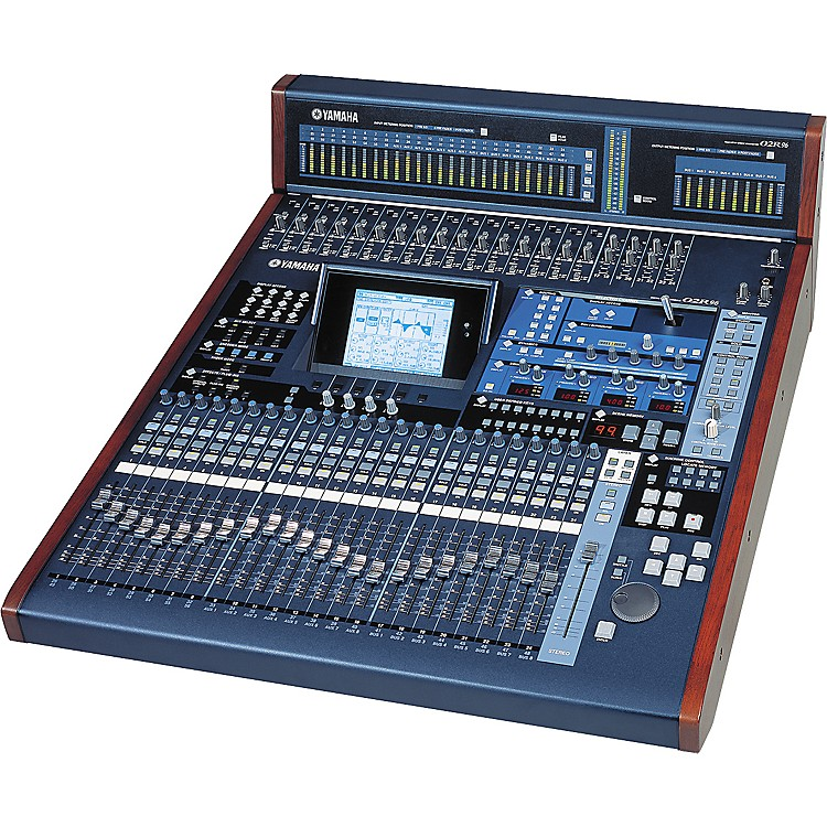 yamaha 02r96vcm digital mixing console musician 39 s friend