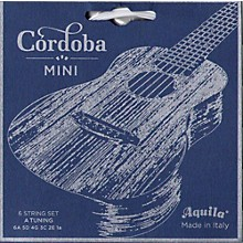 Cordoba 05279 A-Tuning Mini Ball-End Nylon Acoustic Guitar Strings
