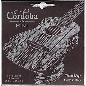 Cordoba 05280 E-Tuning Mini Ball-End Nylon Acoustic Guitar ...