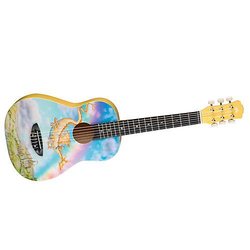 Luna Guitars 1/2 Size Nylon String Guitar