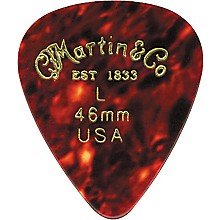 Martin #1 Guitar Pick Pack Thin 1 Dozen