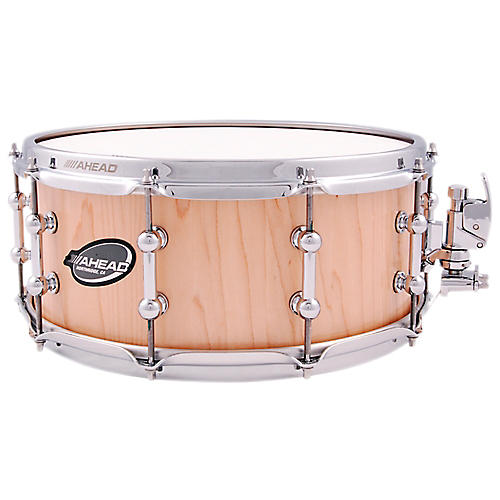 Ahead 1-Ply Maple Stave Snare Drum 6 x 14 Inch