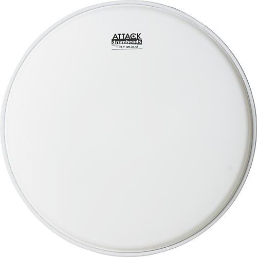 Attack 1-Ply Medium Coated Drumhead  10