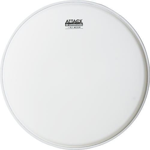 Attack 1-Ply Medium Coated Drumhead  12