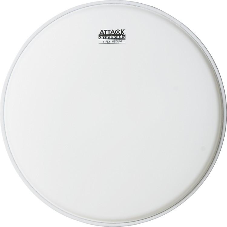 Attack1-Ply Medium Coated Drumhead18