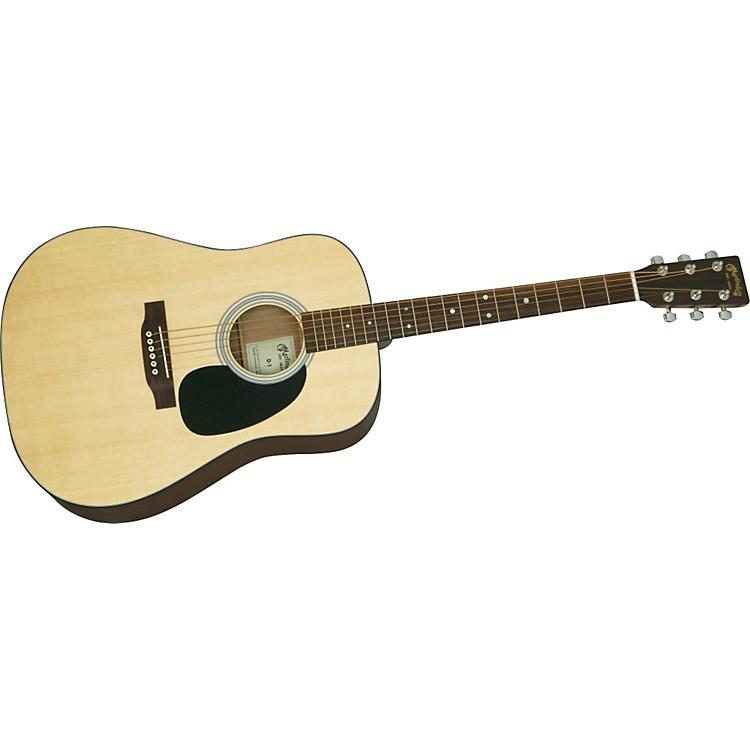 Martin1-Series D-1 Dreadnought Acoustic Guitar