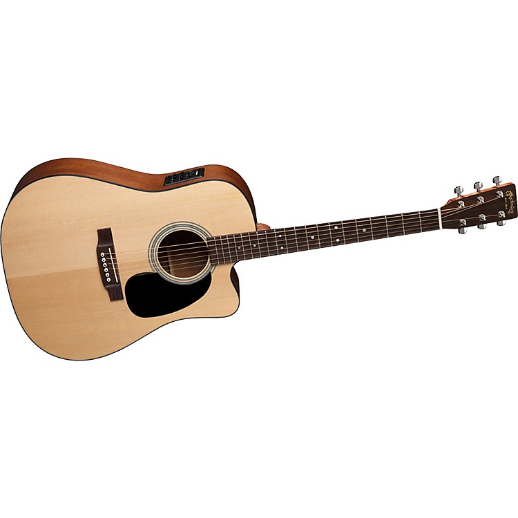 Martin 1-Series DC-1E Dreadnought Acoustic-Electric Guitar