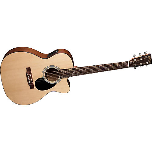 Martin 1-Series OMC-1E Orchestra Model Acoustic-Electric Guitar