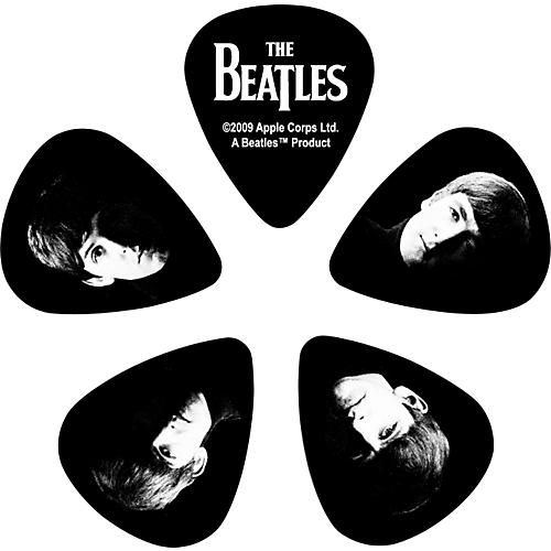 D'Addario Planet Waves 10 Beatles Picks - Meet The Beatles! Medium