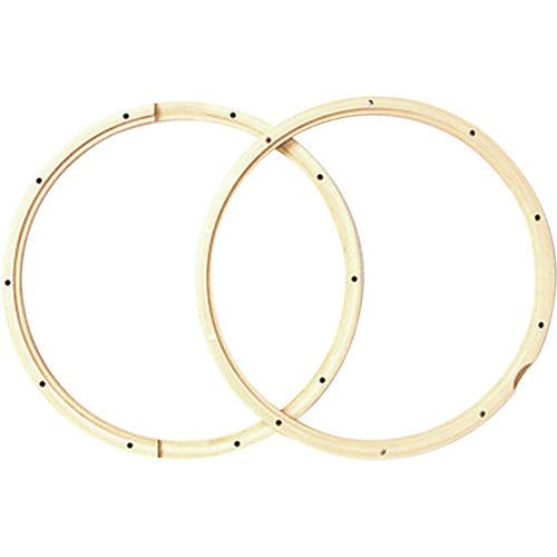 PDP 10 Lug Pair - Wood Snare Hoops 14 Inch