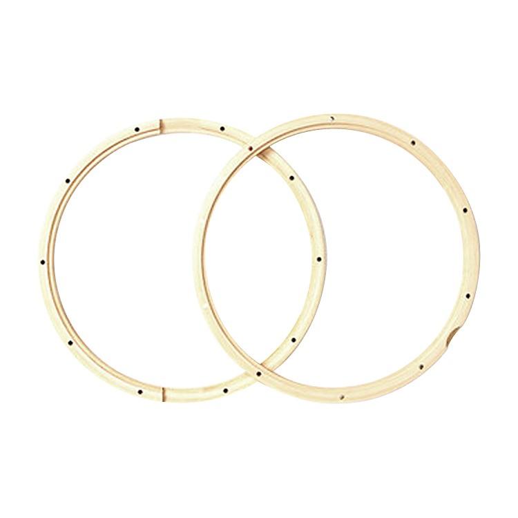 PDP10 Lug Pair - Wood Snare Hoops14 Inch