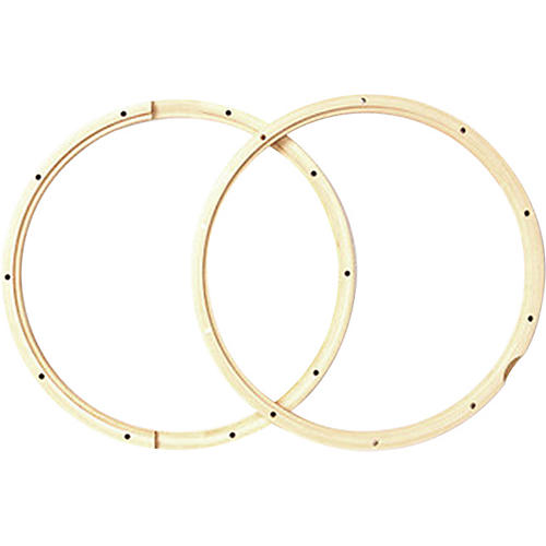 PDP 10 Lug Pair - Wood Snare Hoops 14 in.