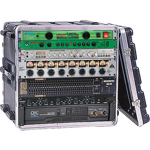 SKB 10-Space Rack Case