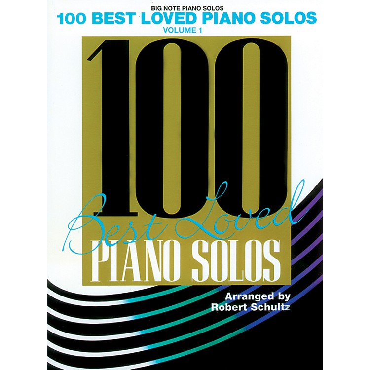 Alfred100 Best Loved Piano Solos, Volume 1 Book