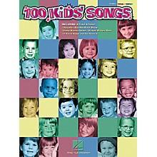 Hal Leonard 100 Kids' Songs Piano, Vocal, Guitar Songbook