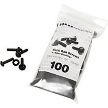 Argosy 100-Piece Rack Rail Screw Pack