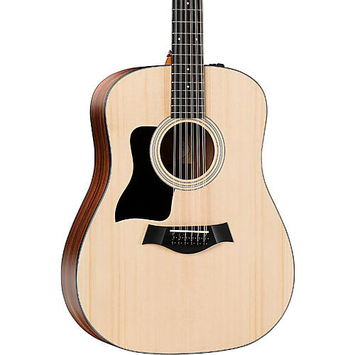 taylor 100 series 150e rosewood dreadnought 12 string left handed acoustic electric guitar. Black Bedroom Furniture Sets. Home Design Ideas
