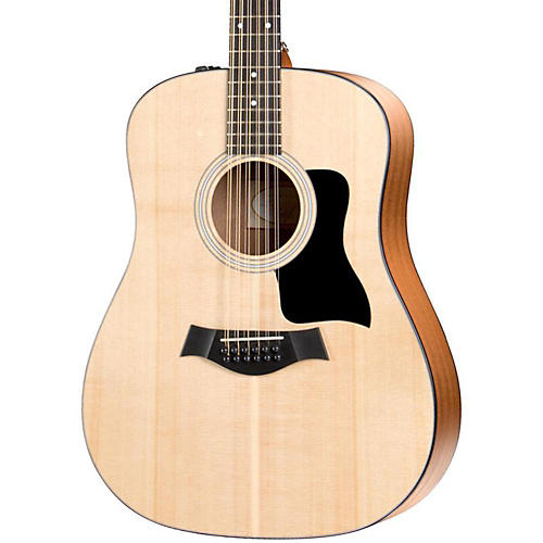 Taylor 100 Series 2014 150e Dreadnought 12-String Acoustic-Electric Guitar Natural