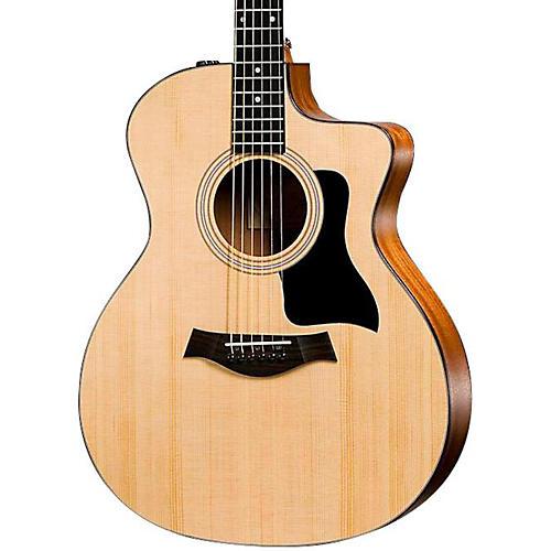 Taylor 100 Series 2016 114ce Grand Auditorium Acoustic-Electric Guitar Regular-thumbnail