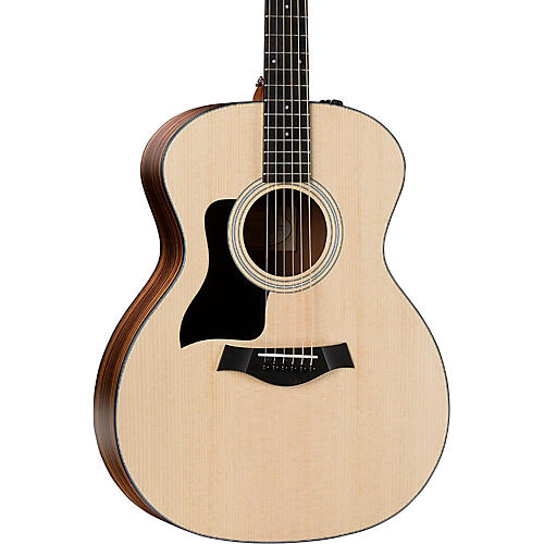 Taylor 100 Series 2017 114e Grand Auditorium Left-Handed Acoustic-Electric Guitar-thumbnail