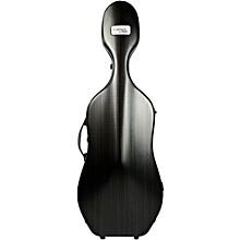 Bam 1004XL 3.5 Hightech Compact Cello Case Black Lazure