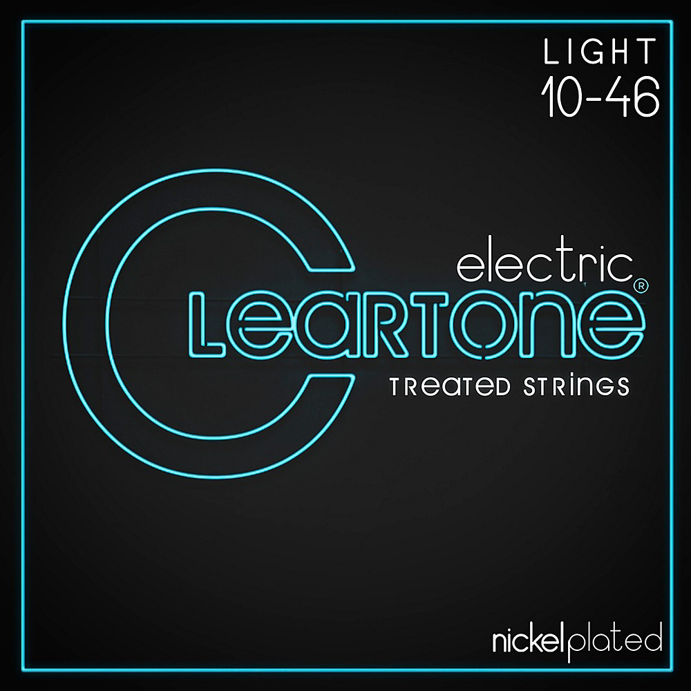 Cleartone Light Coated Electric Guitar Strings