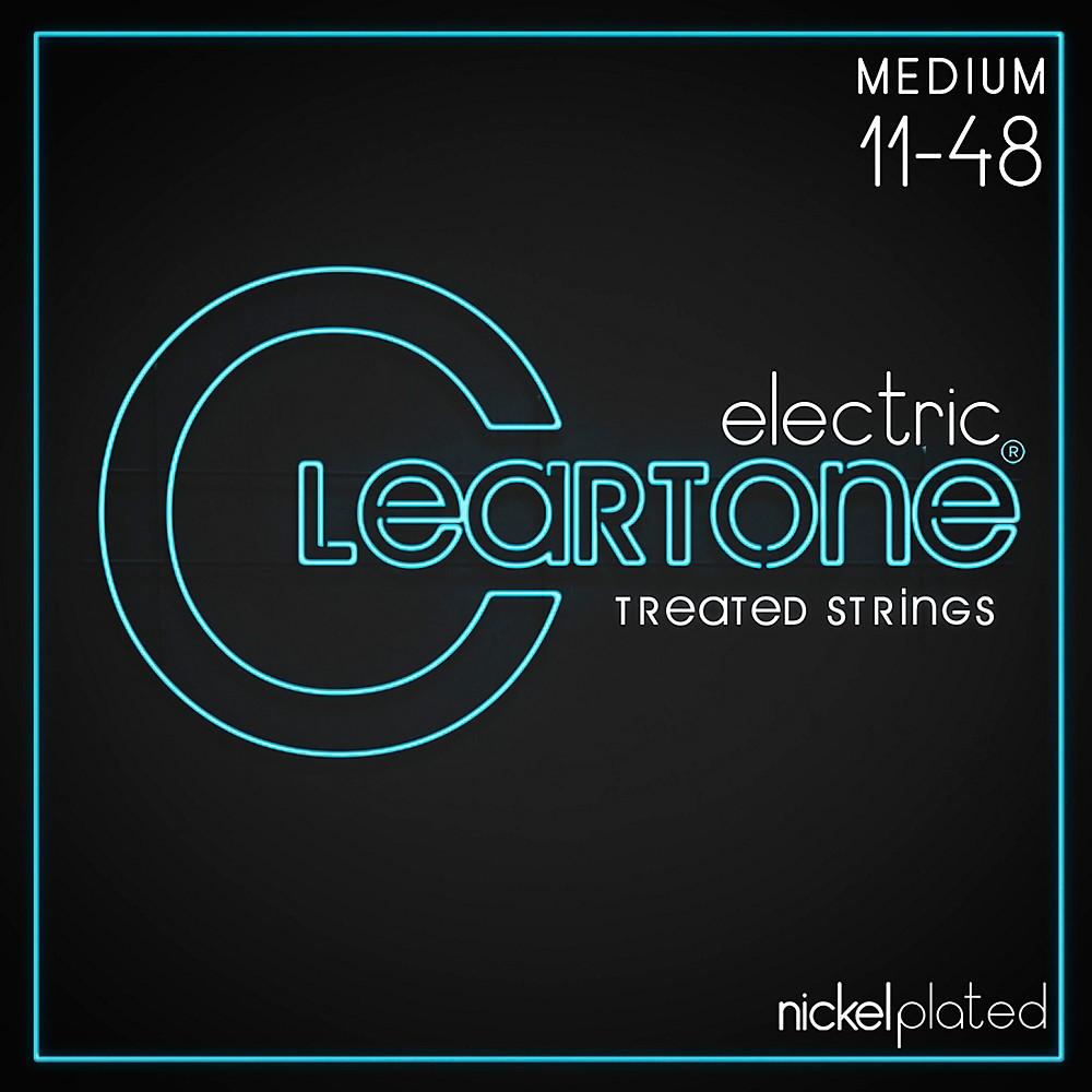 Cleartone Medium Gauge Coated Electric Guitar Strings