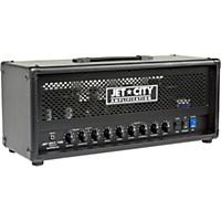 100HDM 100W/50W Tube Guitar Amp Head Black