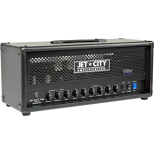 Jet City Amplification 100HDM 100W/50W Tube Guitar Amp Head-thumbnail