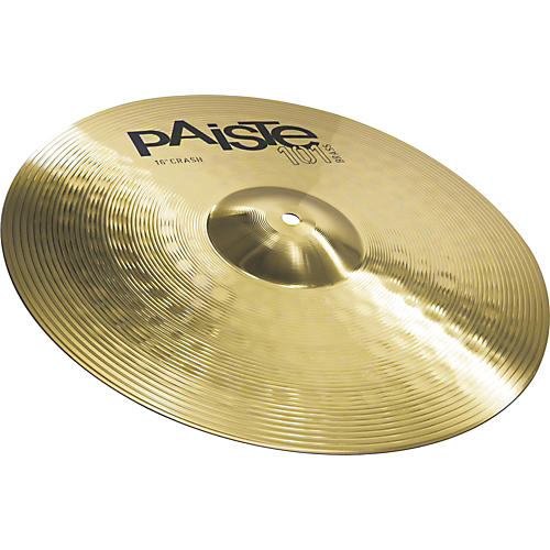 Paiste 101 Brass Crash