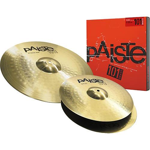 Paiste 101 Brass Essential Set 13/18