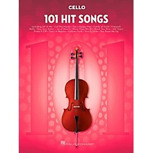 Hal Leonard 101 Hit Songs - Cello