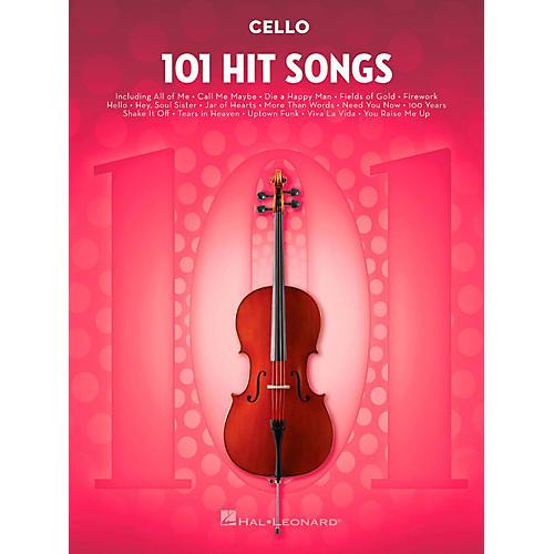 Hal Leonard 101 Hit Songs - Cello-thumbnail
