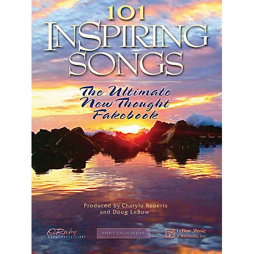Hal Leonard 101 Inspiring Songs - The Ultimate New Thought Fakebook-thumbnail