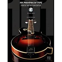 Hal Leonard 101 Mandolin Tips (Book/Audio Online )