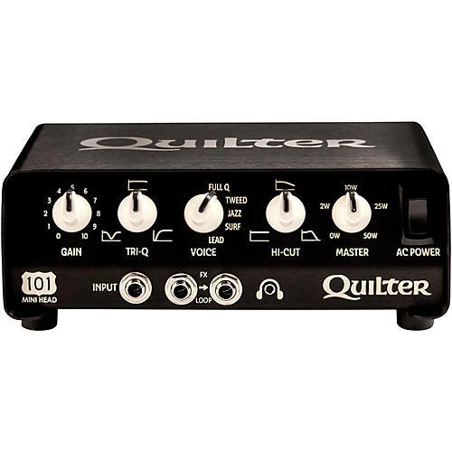 quilter 101 mini 100w guitar amp head musician 39 s friend. Black Bedroom Furniture Sets. Home Design Ideas