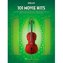Hal Leonard 101 Movie Hits - Cello