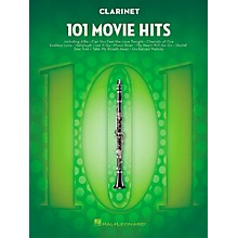 Hal Leonard 101 Movie Hits - Clarinet