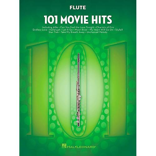 Hal Leonard 101 Movie Hits - Flute-thumbnail
