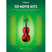 Hal Leonard 101 Movie Hits - Violin