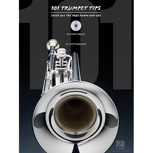 Hal Leonard 101 Trumpet Tips - Stuff All The Pros Know And Use Book/CD-thumbnail