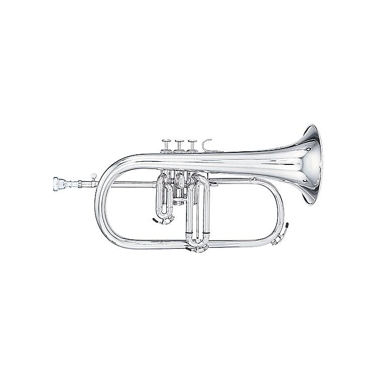 Kanstul1025 Series Bb Flugelhorn1025-2 Silver