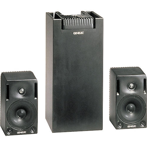 Genelec 1029A Monitors and 1091A Sub-Woofer Package