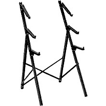 """Standtastic 103KSB 60"""" Triple-Tier Keyboard Stand with Deluxe Bag"""
