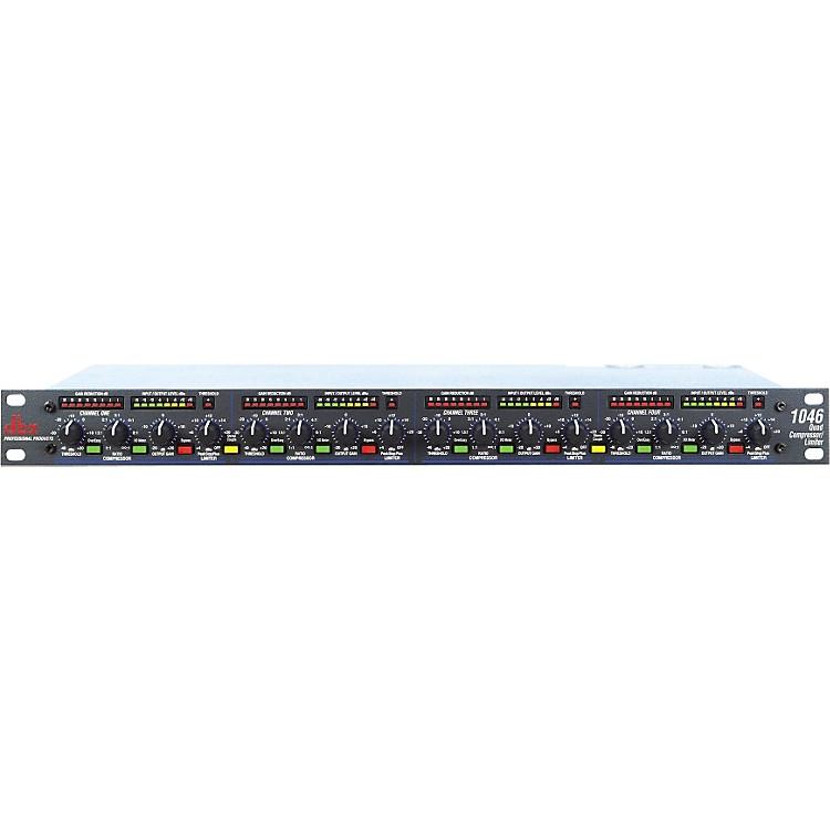 dbx1046 Quad Compressor Limiter