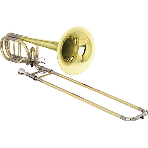 Getzen 1052FD Eterna Series Bass Trombone 1052FD Yellow Brass Bell