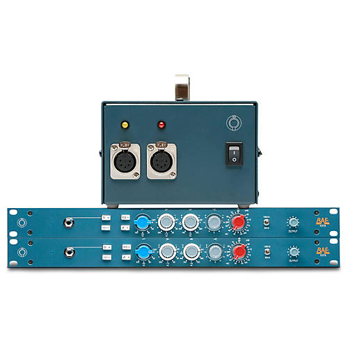 BAE 1073 Rackmount With Power Supply Pair